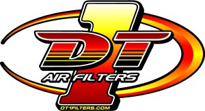 dt1 logo black air filters